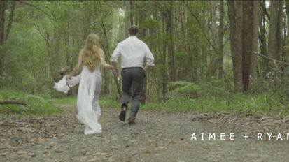 Bellingen Wedding Videography | Aimee + Ryan Wedding Social Media