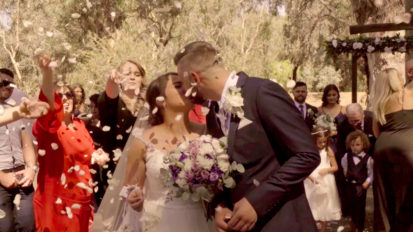 Barossa Valley Wedding Videography | Hannah + Adam Wedding Social Media