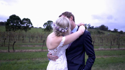 Crooked River Wines Wedding Videography | Samantha + Troy Wedding Teaser