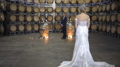 Crooked River Wines | Samantha + Troy Wedding Highlights – Remix