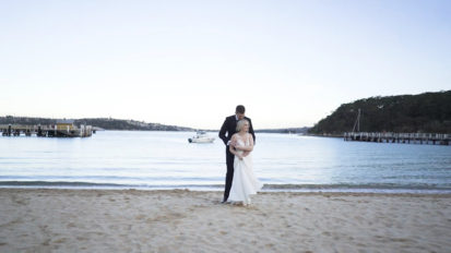 Mosman Art Gallery Wedding Videography | Amy + Mike Wedding Sneek Peek