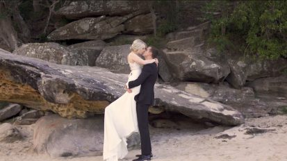 Orso Bayside Reception Wedding Videography | Amy + Mike Wedding Social Media
