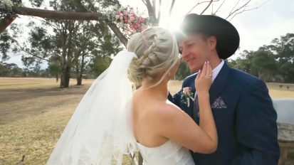Collits Inn Blue Mountains Wedding Videography | Belinda + Alex Wedding Social Media