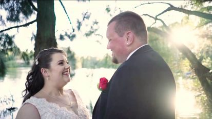 Lincoln Downs Resort Wedding Videography | Georgina + Brad Wedding Teaser