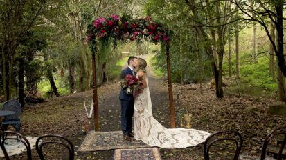 The Woolshed Yallah Wedding Videography | Claire + Sam Wedding Highlights